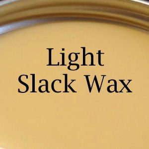 light slack wax